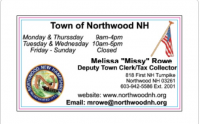 Deputy Town Clerk/Tax Collector