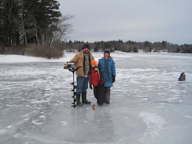 Recreation ice fishing derby picture gallery town of for Ice fishing nh